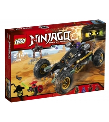Lego Ninjago Горный внедорожник 70589