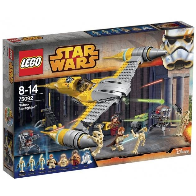 Lego Star Wars Истребитель Набу 75092