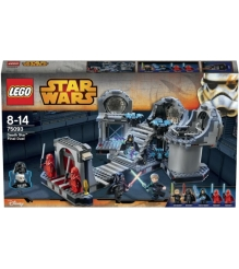 Lego Star Wars Звезда Смерти Последняя схватка 75093