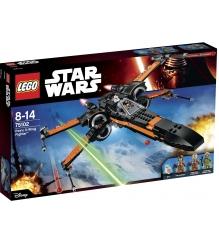 Lego Star Wars Истребитель По 75102