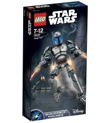 Lego Star Wars Джанго Фетт 75107