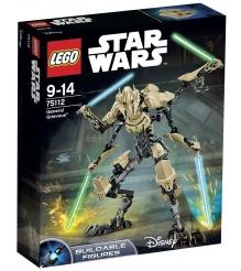 Lego Star Wars Генерал Гривус 75112