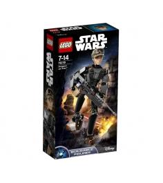 Конструктор Star Wars Сержант Джин Эрсо 75119...