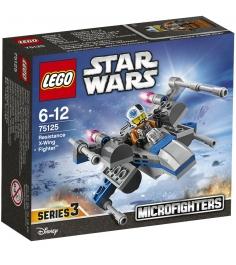 Lego Star Wars Истребитель Повстанцев 75125
