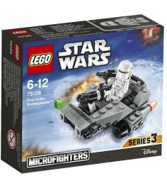 Lego Star Wars Снежный спидер Первого Ордена 75126...