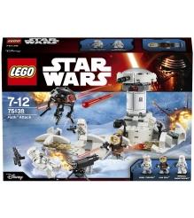 Lego Star Wars Нападение на Хот 75138