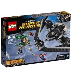 Lego Super Heroes Поединок в небе 76046...