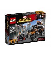 Lego Super Heroes Опасное ограбление 76050