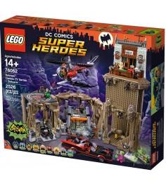 Lego Super Heroes Логово Бэтмена 76052...