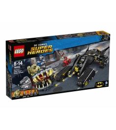 Lego Super Heroes Бэтмен Убийца Крок 76055