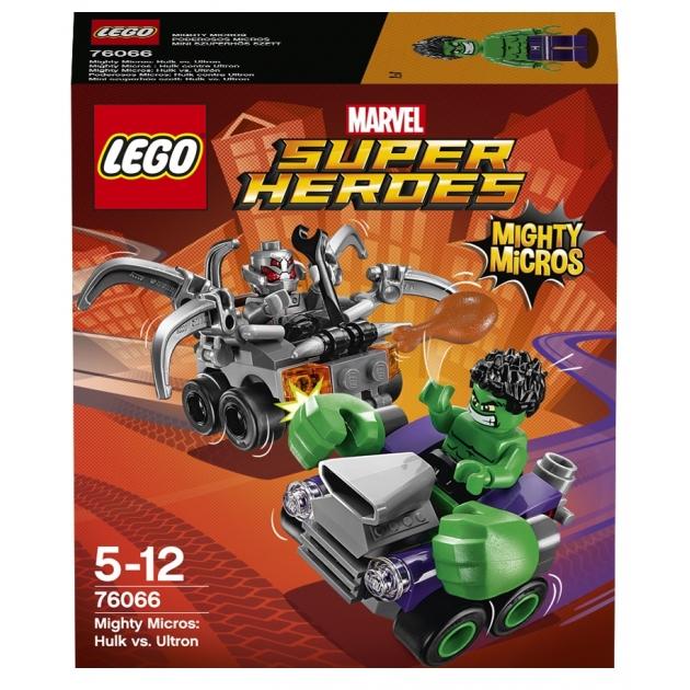 Lego Super Heroes Халк против Альтрона 76066