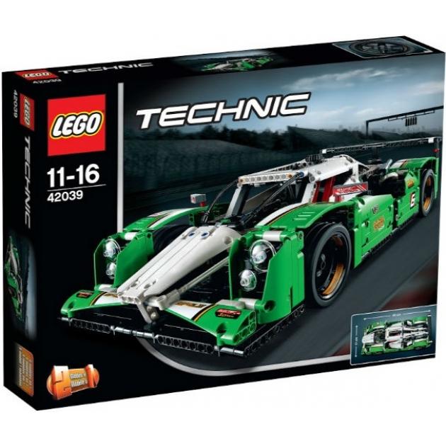 Lego Super Technic Гоночный автомобиль 42039