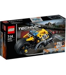 Lego Technic Мотоцикл для трюков 42058
