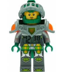 Будильник LEGO Nexo Knights Aaron 9009426