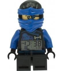 Будильник LEGO Ninjago Sky Pirates Jay 9009433