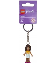 Брелок для ключей Lego Friends Андреа