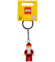 Брелок для ключей Lego Дед Мороз