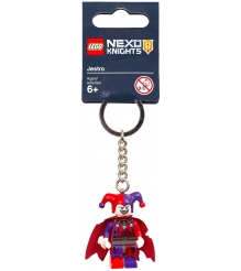 Брелок для ключей Lego Джестро