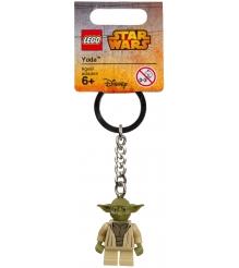 Брелок для ключей Lego Йода