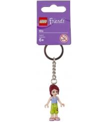 Брелок для ключей Lego Friends Миа