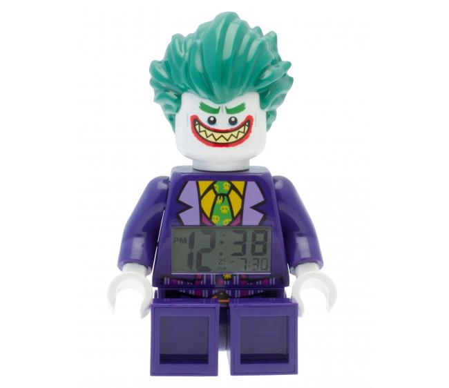 Будильник Lego Batman Movie The Joker - купить в интернет магазине с доставкой в Москве и Санкт Петербурге: цена, отзывы Детский