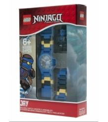 Наручные часы LEGO Ninjago Sky Pirates Джей с минифигуркой...