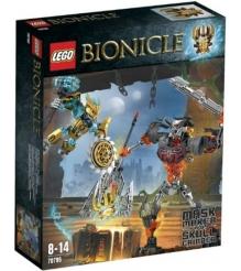 Lego Bionicle Создатель Масок против Стального Черепа 70795_1...