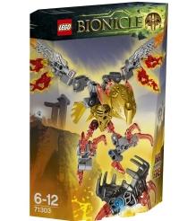 Lego Bionicle Икир Тотемное животное Огня 71303