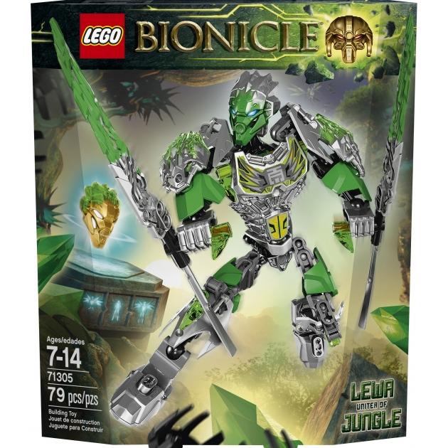 Lego Bionicle Лева Объединитель Джунглей 71305