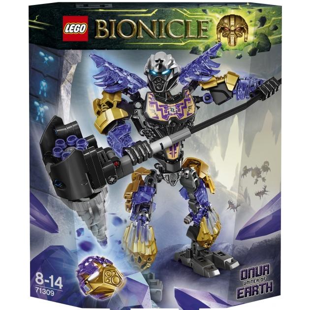 Lego Bionicle Онуа Объединитель Земли 71309 1