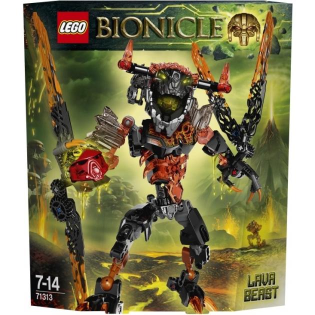 Lego Bionicle Лава Монстр 71313