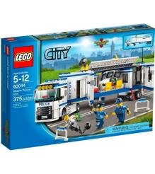 Lego City Выездной отряд полиции 60044