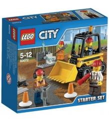 Lego City Набор Строительная команда для начинающих 60072