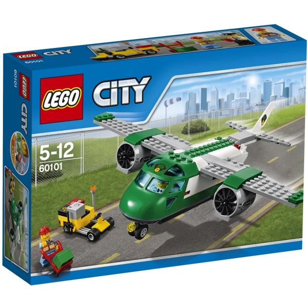 Lego City Грузовой самолет 60101