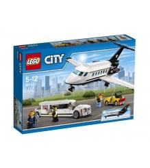 Lego City Служба аэропорта для важных клиентов 60102...