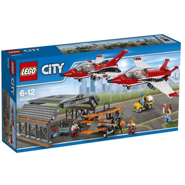 Lego City Авиашоу 60103