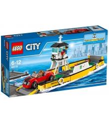 Lego City Паром 60119