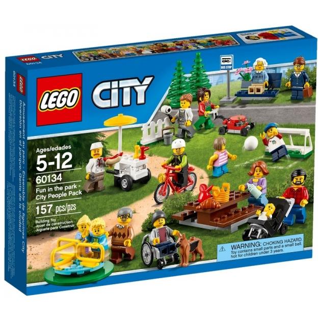 Lego City Праздник в парке 60134