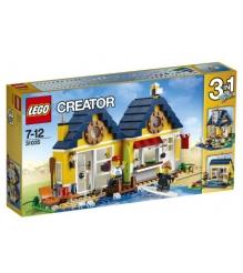 Lego Creator домик на пляже 31035
