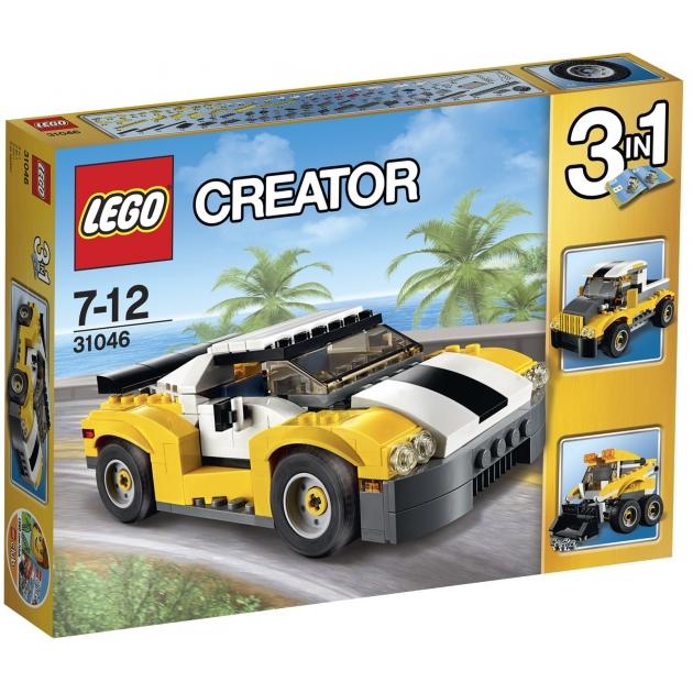 Lego Creator Кабриолет 31046