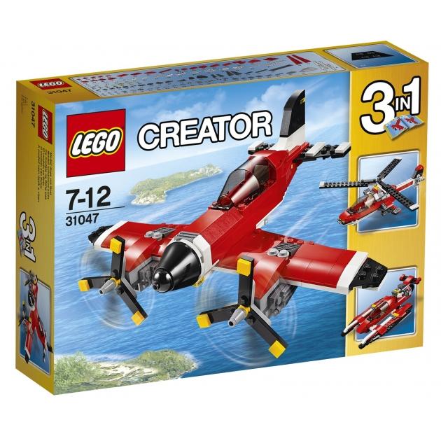 Lego Creator путешествие по воздуху 31047