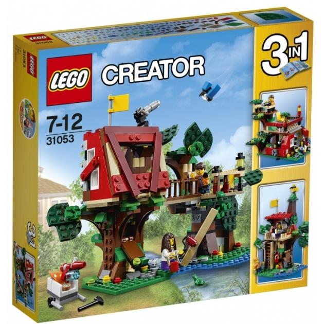 Lego Creator Домик на дереве 31053