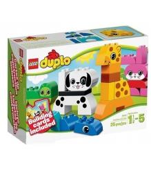 Lego Duplo весёлые зверюшки 10573