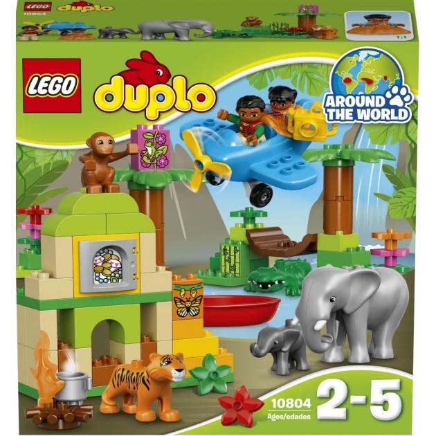 Lego Duplo Вокруг света Азия 10804