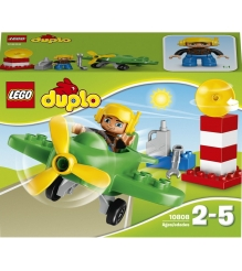 Lego Duplo Маленький самолёт 10808