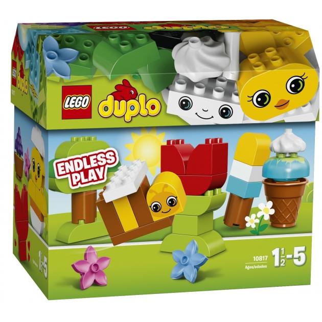 Lego Duplo Времена года 10817