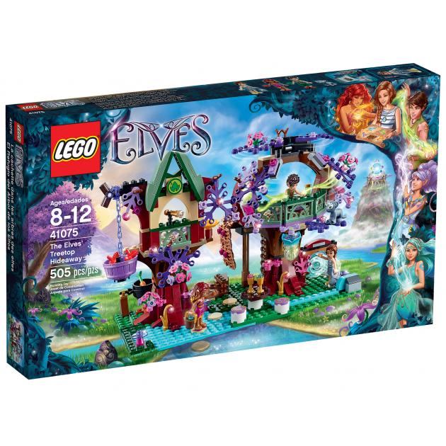 Lego Elves Дерево эльфов 41075