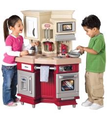 Детская кухня Little Tikes со звуковыми эффектами 484377