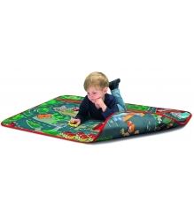 Игровой коврик Majorette двухсторонний 100х70см 205823