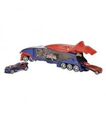 Игровой набор Majorette Человек Паук Трейлер с 2 авто 3089814...